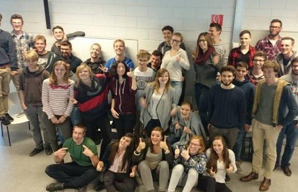 Kick off MyMachine Vlaanderen voor 30 ontwerpstudenten