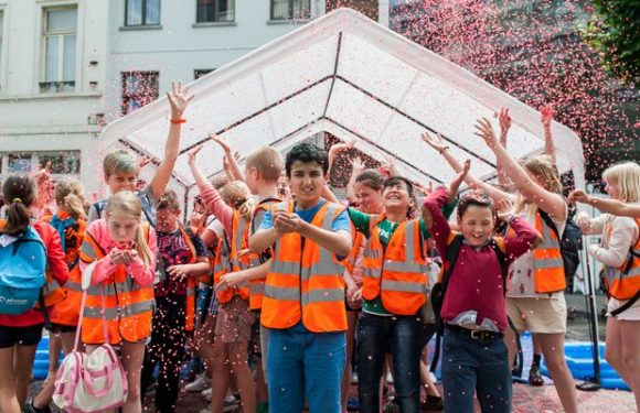 MyMachine opnieuw van start in heel Vlaanderen: de deelnemers 2016-2017