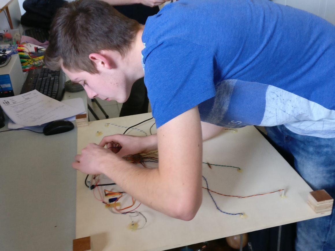 Bouw werkend prototype in Secundair Onderwijs