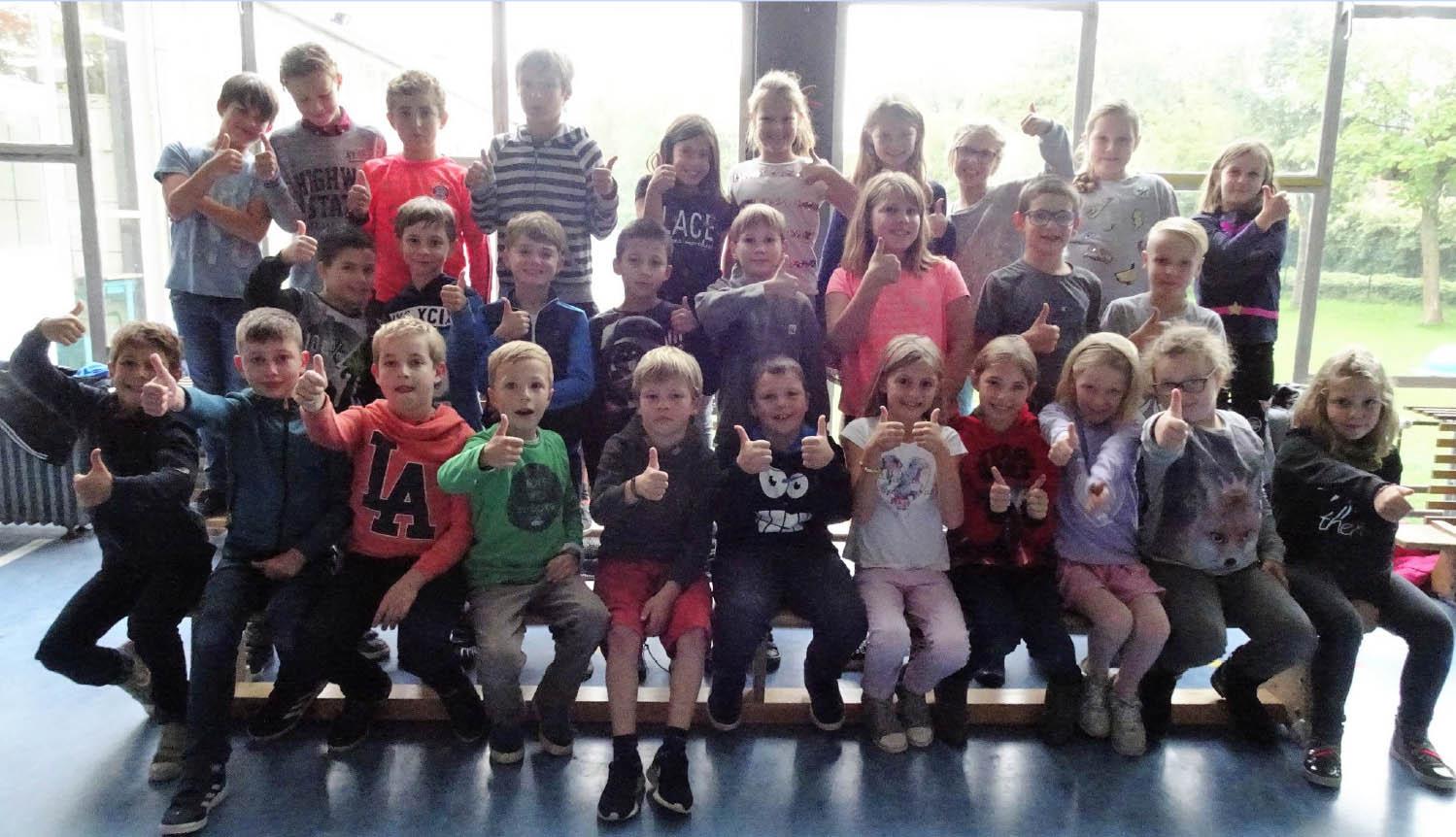 Team 6: Droommachine van de Vrije Basisschool Sint-Jansschool