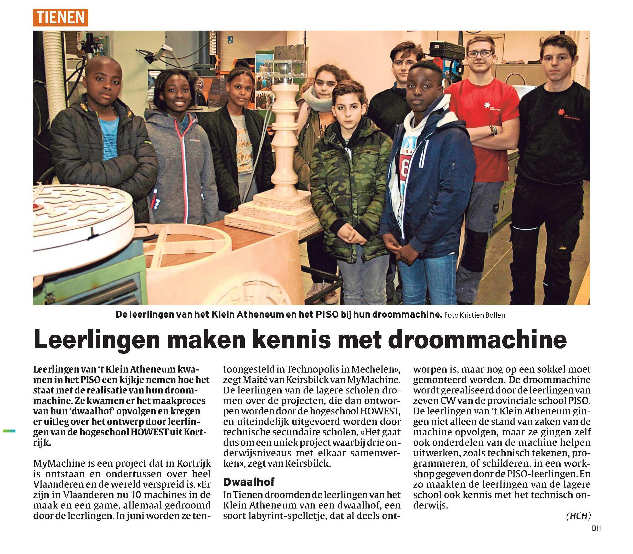 Ammco Print media article